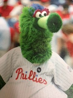 Phillie Phanatic Is Coming To Hatboro